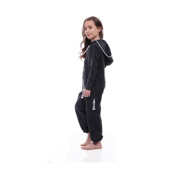 Dětský overal Summer Black,  8-9 let