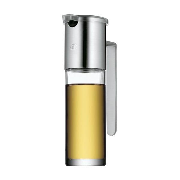 Nerezová lahvička na olej WMF Cromargan® Basic, 120 ml