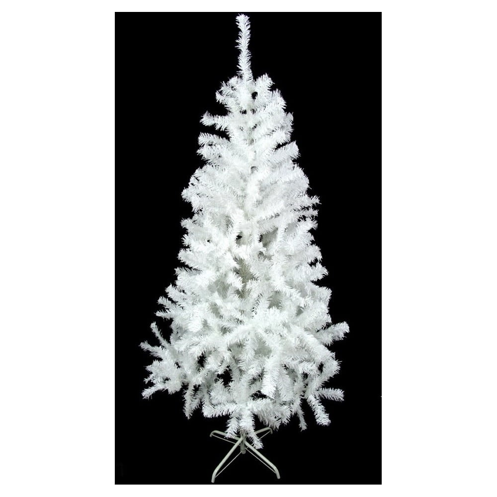 Bílý vánoční stromek Unimasa, výška 180 cm