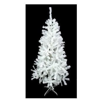 Brad de Crăciun Unimasa, înălțime 180 cm, alb imagine
