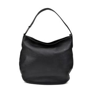 Černá kožená kabelka Isabella Rhea Gerrie
