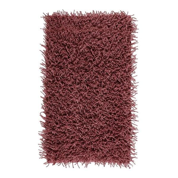 Tmavě růžová koupelnová předložka Aquanova Taro, 60x100cm