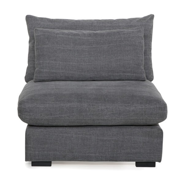Comfy szürke fotel - Softnord