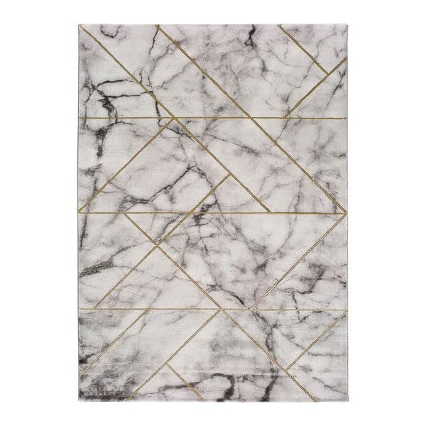 Šedý koberec Universal Norah Grisso, 160 x 230 cm