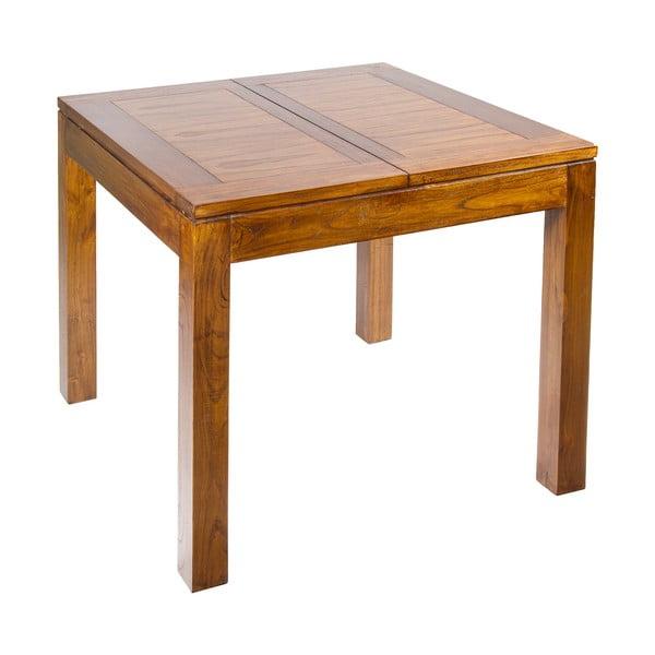Rozkládací jídelní stůl ze dřeva Mindi Santiago Pons Madera
