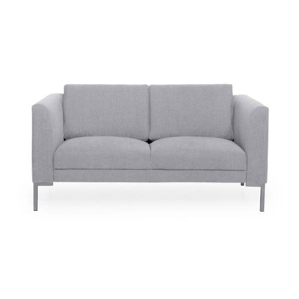 Kery világos szürke kétszemélyes kanapé - Softnord
