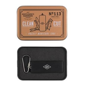Set manichiură cu carabină Gentlemen's Hardware, negru de la Gentlemen's Hardware