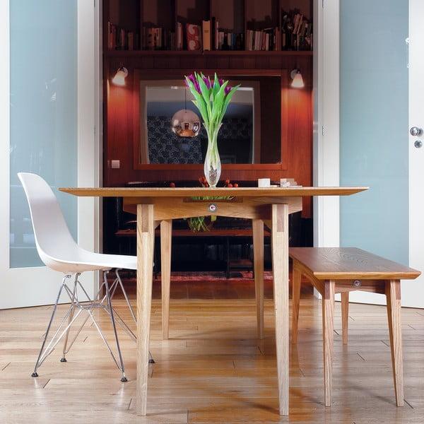 Dubový jdelní stůl Yamaza