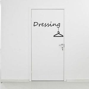 Samolepka Dressing