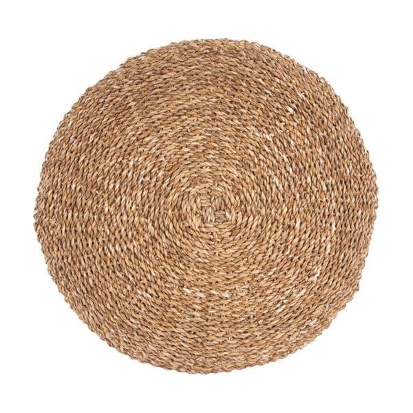 Puf z mořské trávy PT LIVING, Ø 60 cm