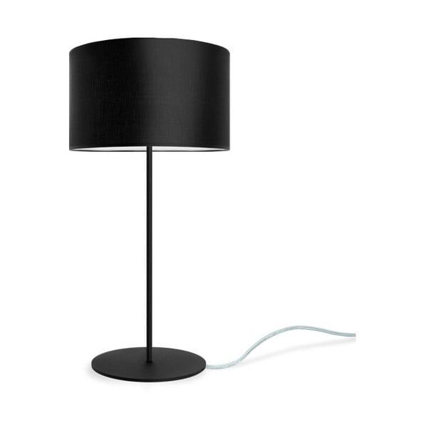 MIKA M 1T fekete asztali lámpa - Sotto Luce