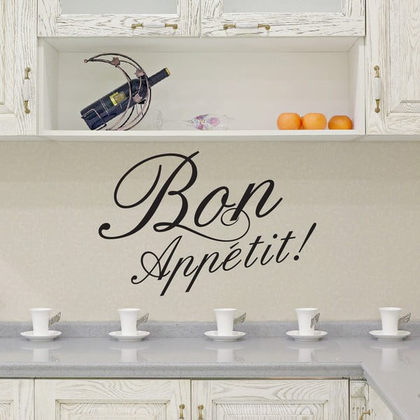 Samolepka Fanastick Bon Appetit!
