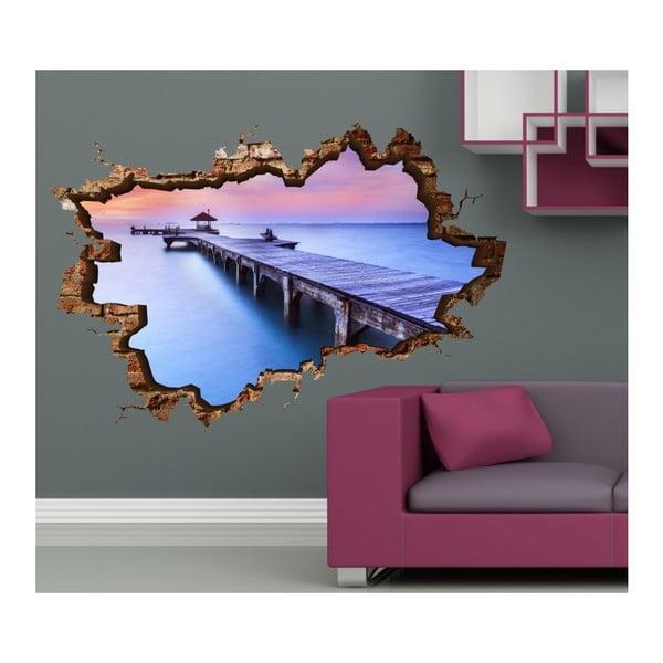 Autocolant de perete 3D Art Robbe, 135 x 90 cm