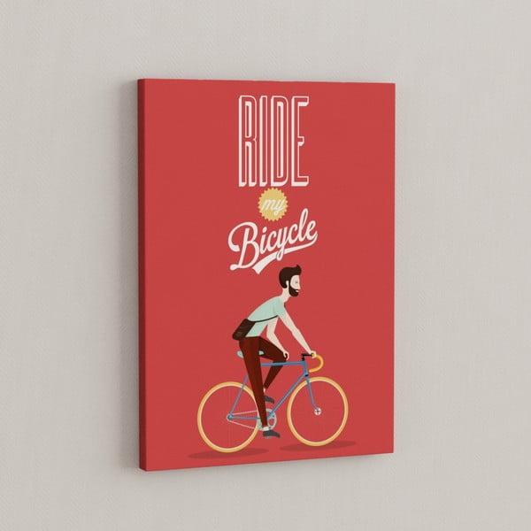 Obraz Jezdi na kole, 50x70 cm