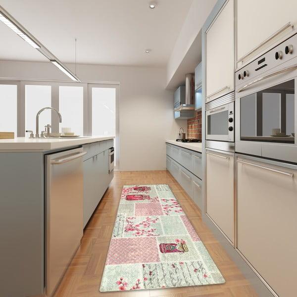 Vysoce odolný kuchyňský koberec Webtappeti Jams,60x140cm