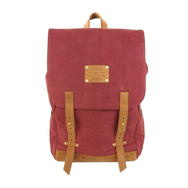 Batoh O My Bag Mau, burgundy