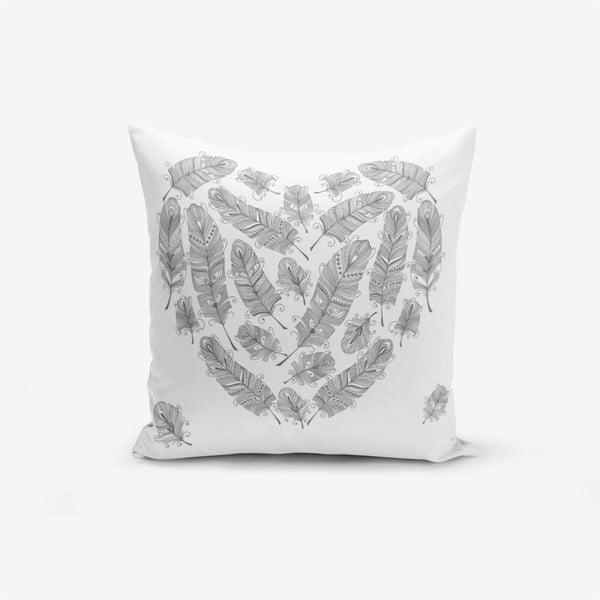 Desen pamutkeverék párnahuzat, 45 x 45 cm - Minimalist Cushion Covers