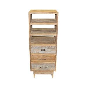 Komoda se 3  zásuvkami z teakového dřeva HSM collection Baliaga
