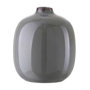 Šedá váza A Simple Mess Ulrike