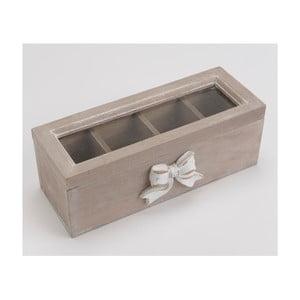 Krabička na čaje Amandine