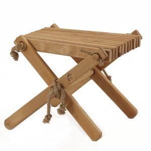 Stolička ze dřeva olše EcoFurn Lili
