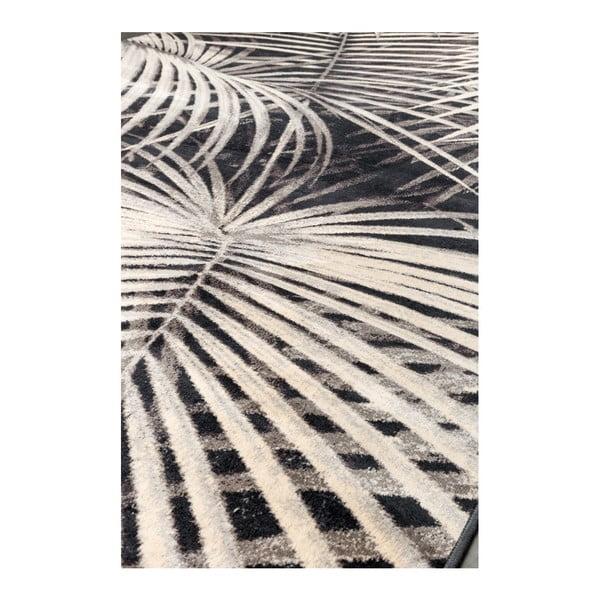 Vzorovaný koberec Zuiver Palm By Night,200x300cm