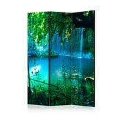 Paraván Artgeist Paradise Lake, 135 x 172 cm