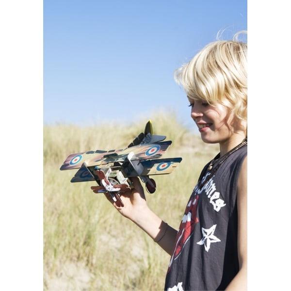 3D skládačka Totem Aero
