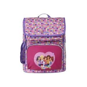 Školní batoh LEGO® Friends Confetti Recruiter