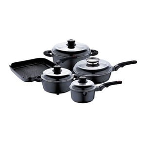 Set Cooking Dark, 9 ks