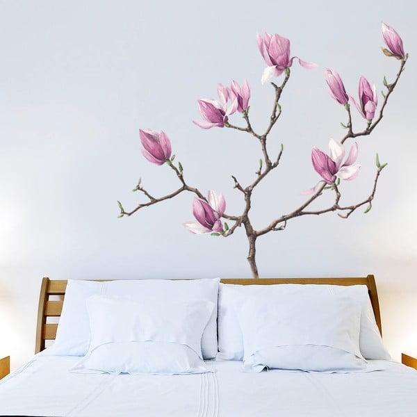Samolepka na stěnu Magnolia