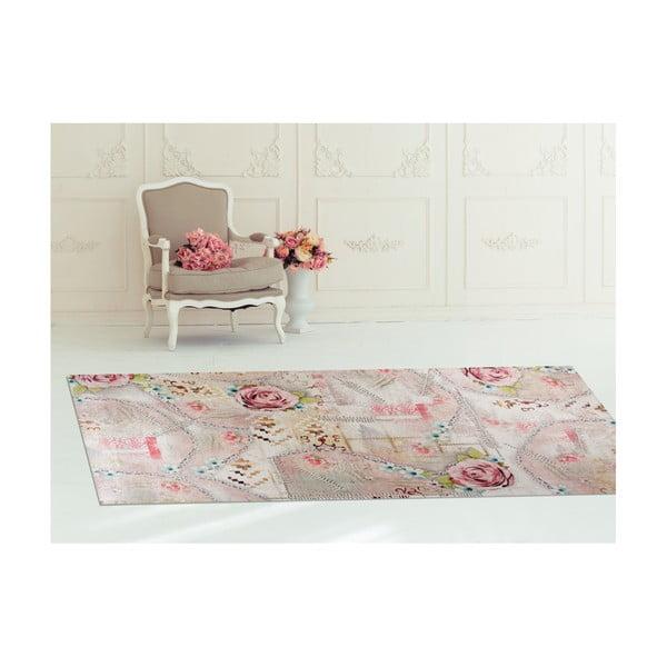 Rosa ellenálló szőnyeg, 50x80 cm - Vitaus