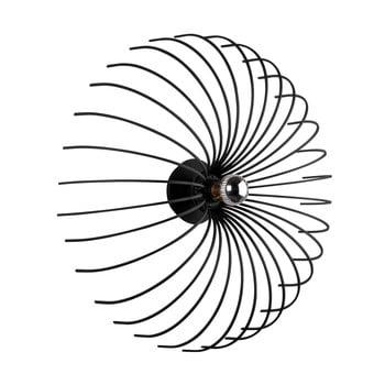 Aplică Opviq lights Aspendos, ø 56 cm, negru imagine