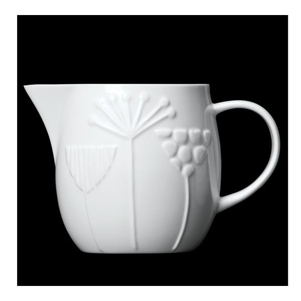 Džbánek z kostního porcelánu Plum Seedling, 575 ml