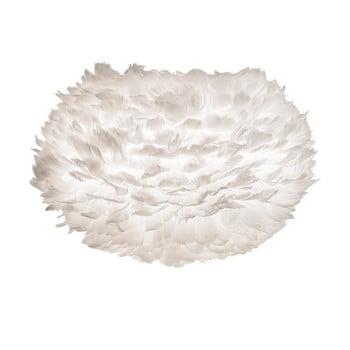 Abajur cu pene de gâscă VITA Copenhagen EOS, ⌀ 45 cm, alb imagine