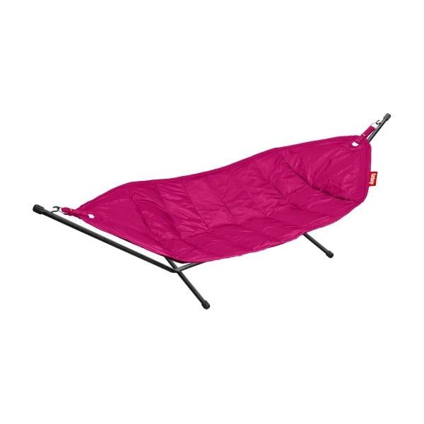 Růžový polštář do závěsného Fatboy Headdemock