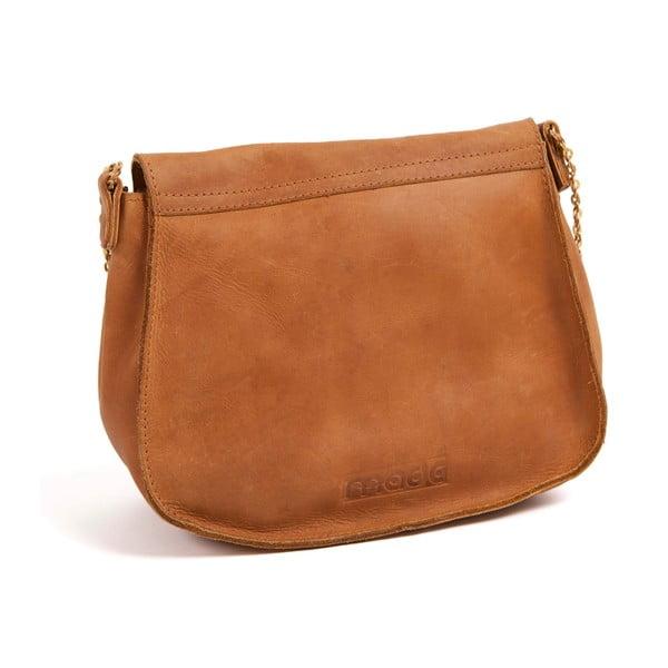 Kožená kabelka Mwili