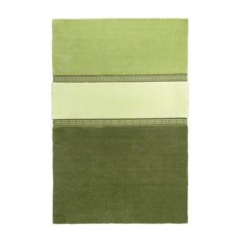 Covor EMKO Lietuva, 170 x 260 cm, verde de la EMKO