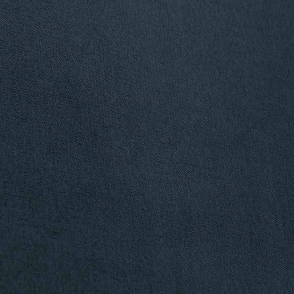Námořnicky modré křeslo Vivonita Chesterfield