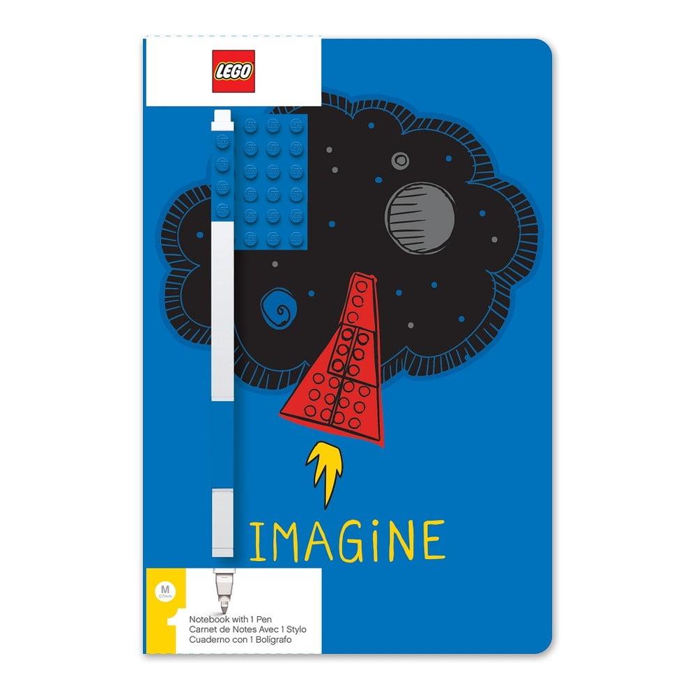 Sada zápisníku apera LEGO® Imagine