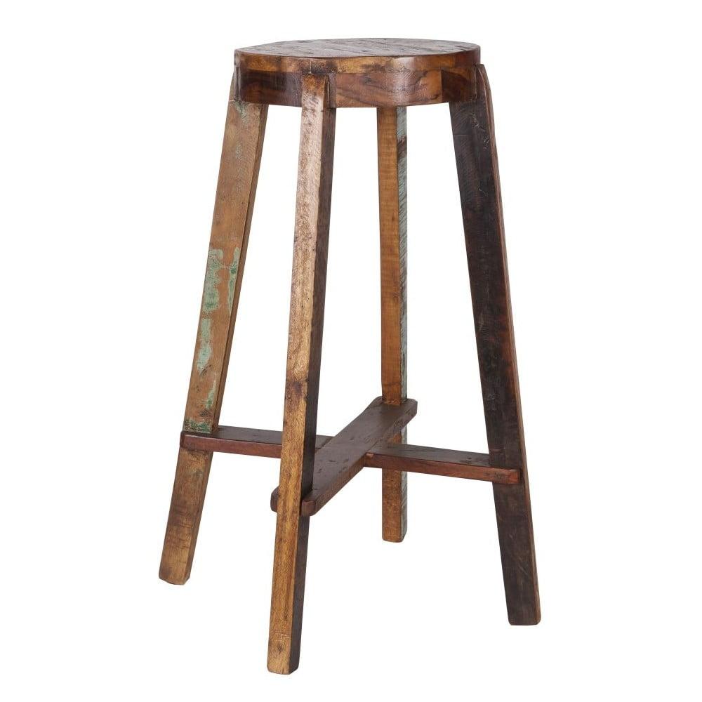 Barová židle De Eekhoorn Inca Wood