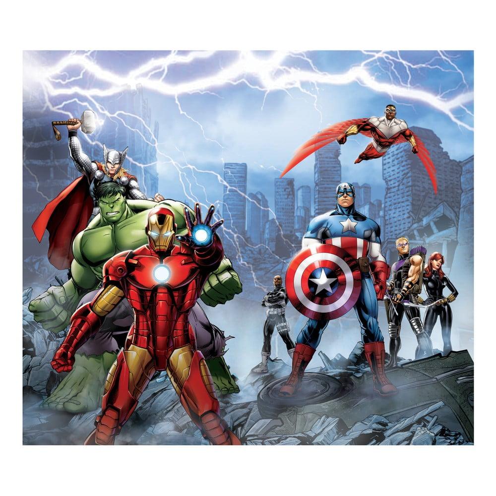 Foto závěs AG Design Avengers, 160 x 180 cm