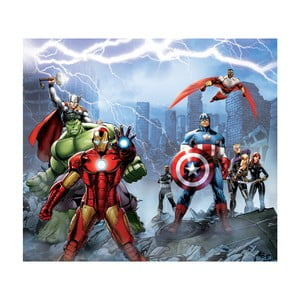 Foto závěs AG Design Avengers, 160x180cm