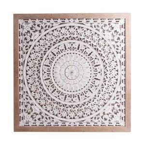 Nástěnná dekorace Last Deco Afro, 83,5 x 83,5 cm