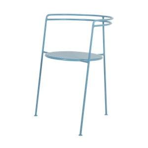 Modrá židle OK Design Point