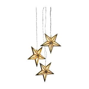 Svítící LED dekorace Best Season Hanging Stars