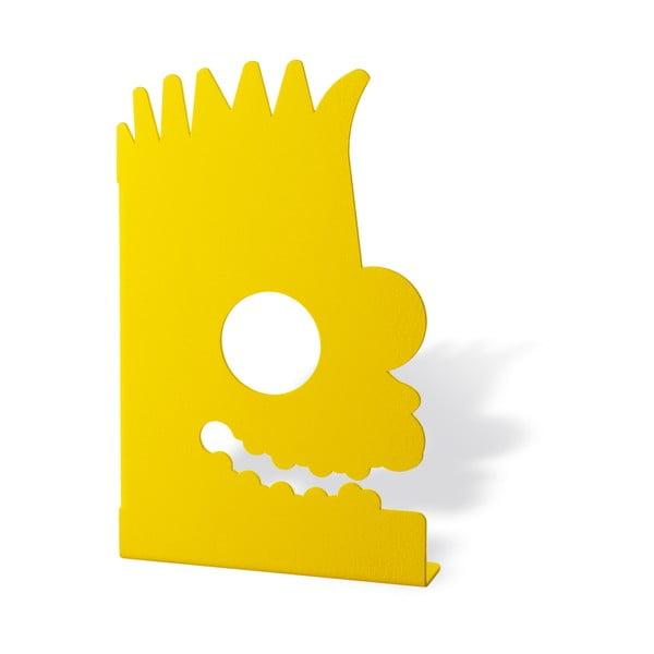 Žlutá polička Cartoon