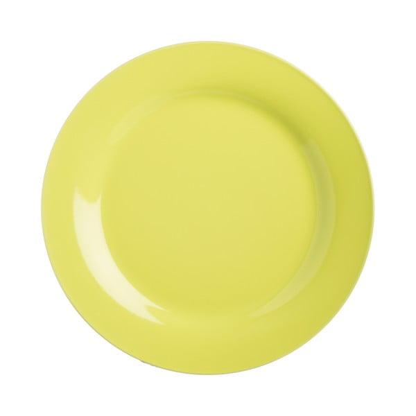 Kameninový talíř Price & Kensington Green Dinner, 27 cm