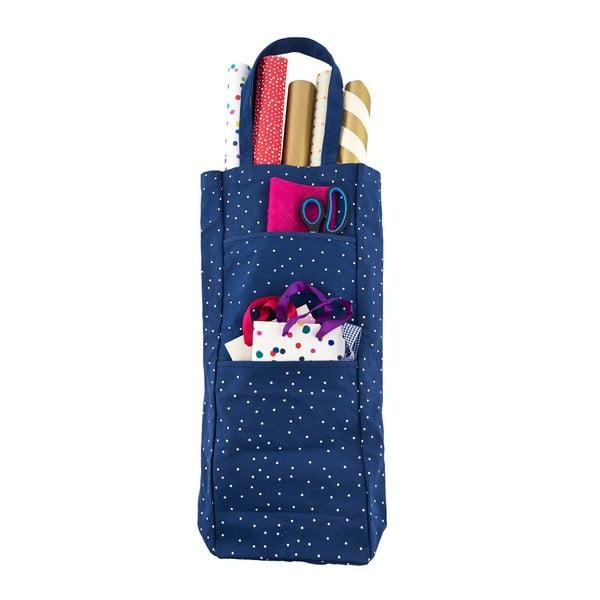 Gifty kék táska csomagoló segédeszközök tárolásához - Busy B