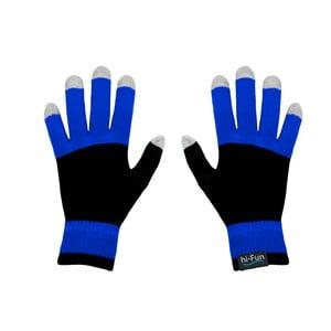 Hi-Glove Rukavice na dotykové displeje, modrá